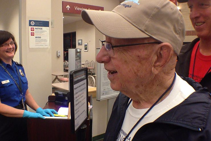 Meyer looks forward to U.P. Honor Flight trip to Washington D.C.