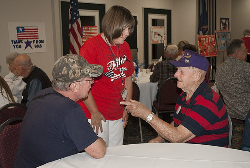 U.P. Honor Flight Gets Ready for Trip