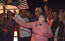 U.P. Honor Flight returns home after long day in Washington D.C.
