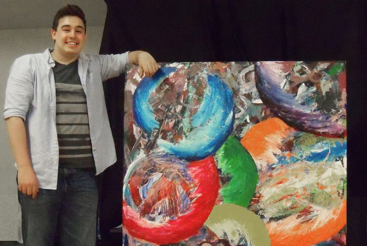 Membership Show at Bonifas features local artists
