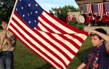 Elks Lodge to present Flag Day program at Ludington Park