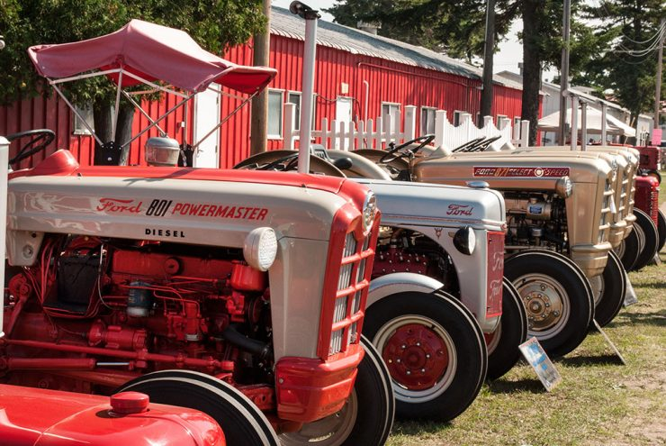 U.P. Steam & Gas Engine Show Labor Day weekend features Sheppard Diesel