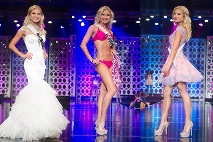 Gladstone teen represents Michigan in Miss Teen USA pageant