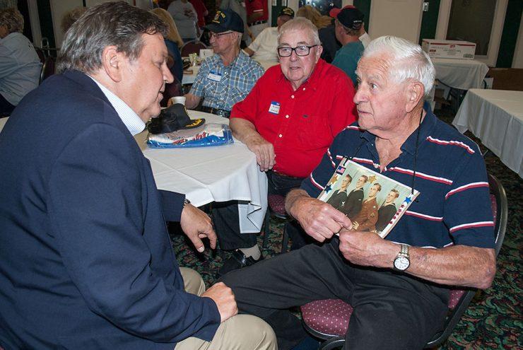 U.P. Honor Flight takes veterans to see memorials in Washington D.C.