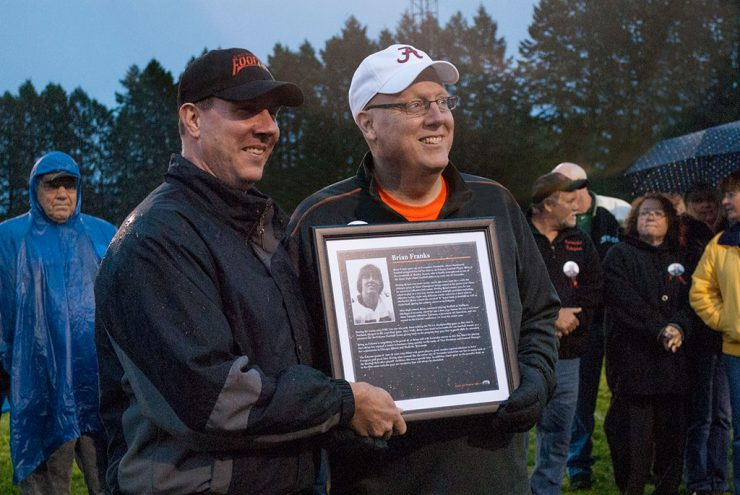 Six people added to Eskymos Quarterback Club's Wall of Fame