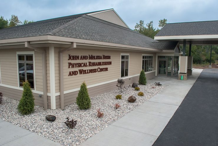 Open house Wednesday at new OSF Physical Rehabilitation Center