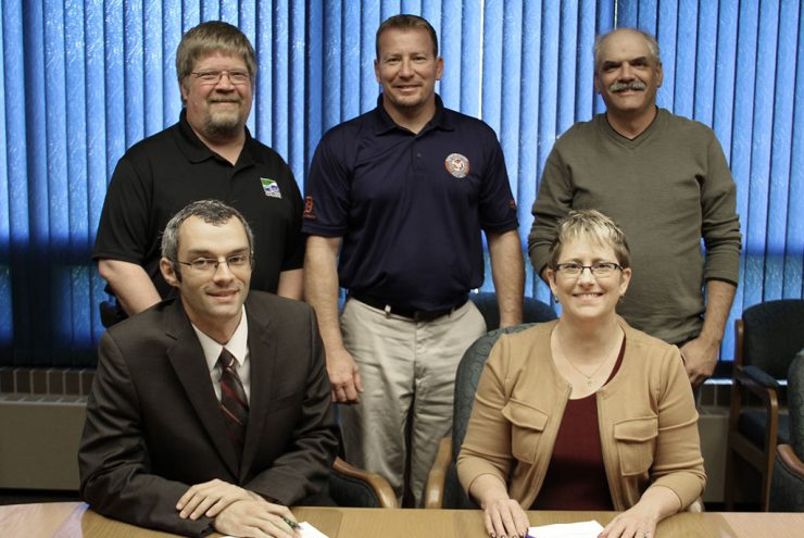 Bay College partners with local boilermakers and IBEW unions