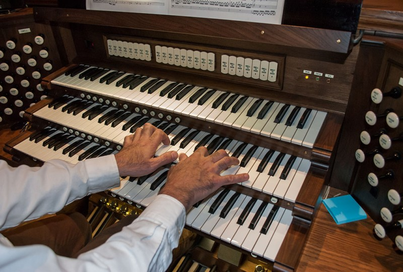 Pipe organ project enters Phase 2 at St. Joe/St. Pat