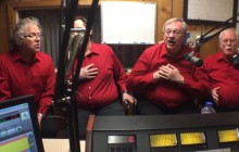 Barbershop group offers fun, romance for Valentine's Day