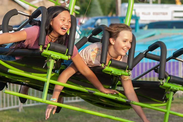 U.P. State Fair breaks attendance records, supports 4-H kids