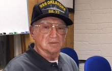 Escanaba man encouraged by effort to identify USS Oklahoma remains