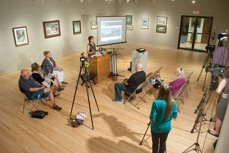 Upper Peninsula artists chosen for U.P. Pavilion at ArtPrize