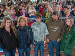 U.P. State Fair exhibitor with cystic fibrosis surprised at livestock auction