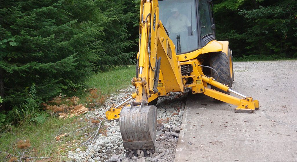 Storm cleanup continues at Emily Lake campground in Houghton County