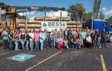 Snyder touts forest product industry accomplishments at Besse's