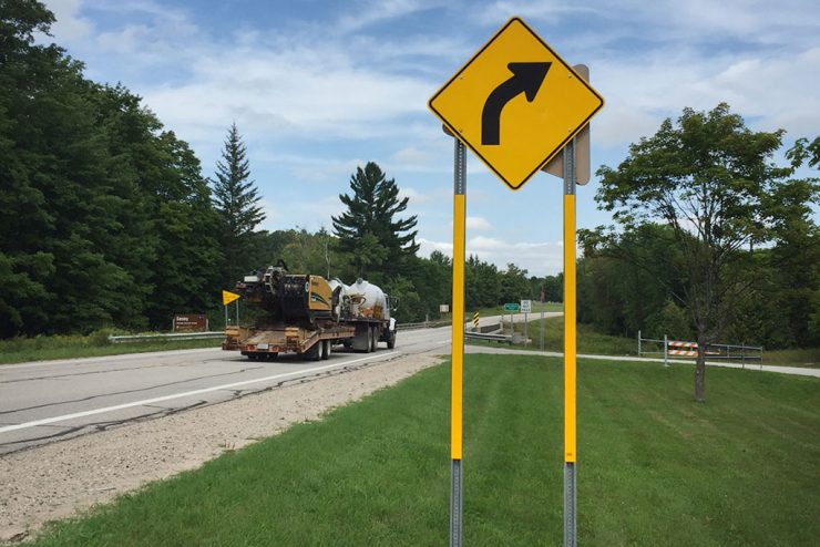 MDOT launching projects to reduce deaths on U.P. roads