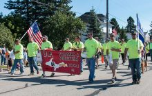 Rock celebrates Labor Day with annual community parade