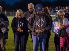 Tackle Cancer program at Sault football game highlights awareness