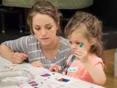 Toddler Art program helps develop literacy, motor skills