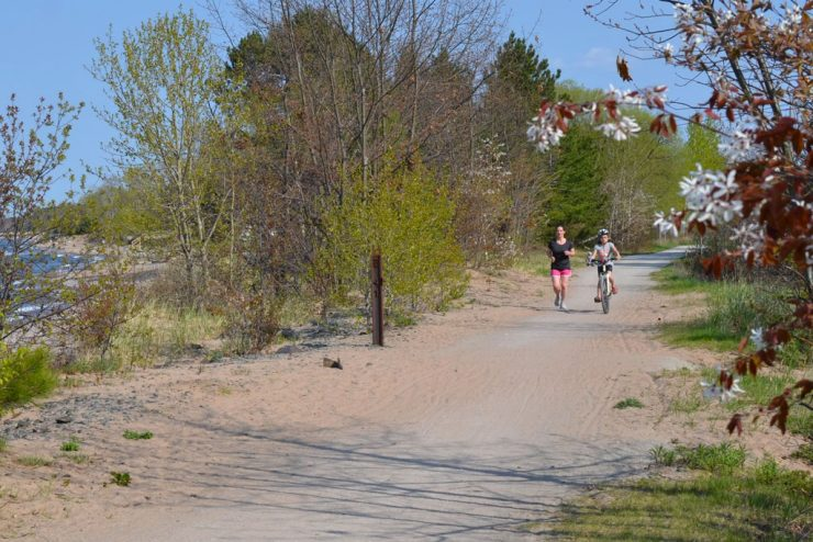 Four U.P. projects along Michigan's Iron Belle Trail receive development funds