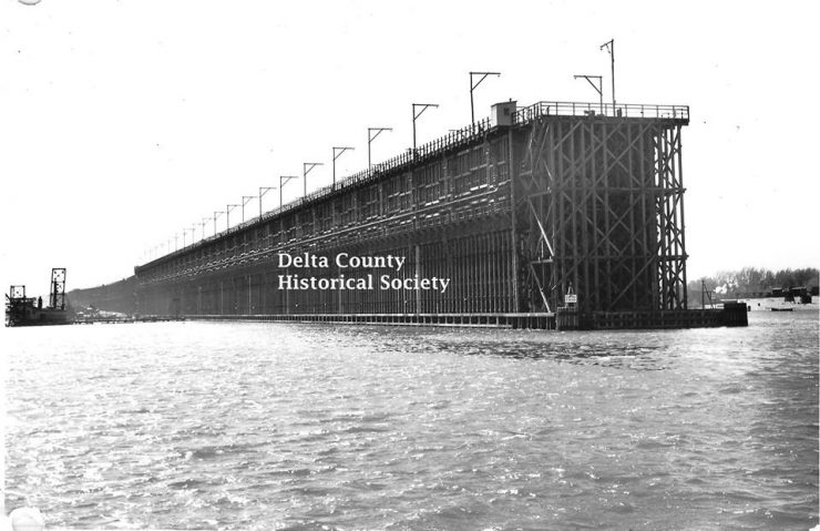 Lindquist to discuss importance of Escanaba ore dock in WWII