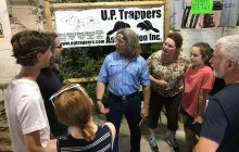Mountain Men star Marty Meierotto talks trapping at convention