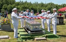 Upper Peninsula man killed at Pearl Harbor buried in Ontonagon