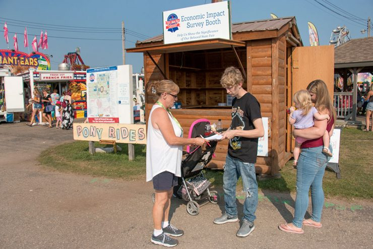 Survey to help gauge economic impact of Upper Peninsula State Fair