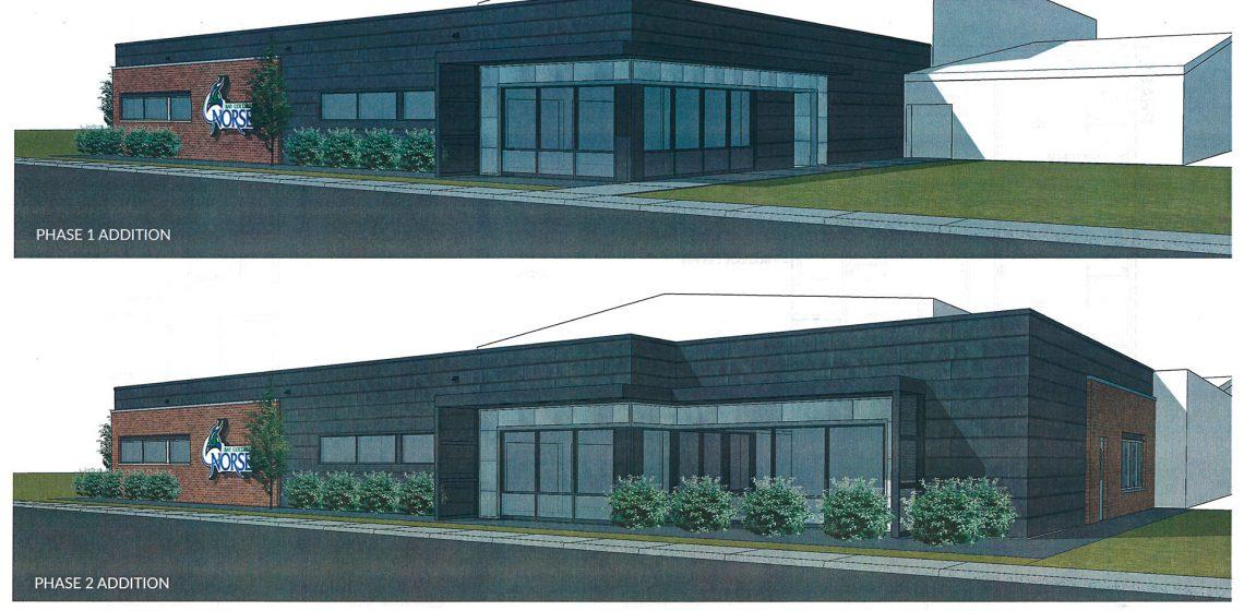 Bay College accepts construction bid on gym locker addition