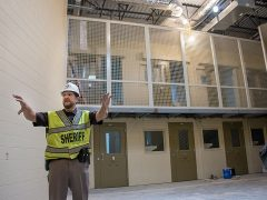 As Delta County builds jail, Sheriff says prison closures affects counties