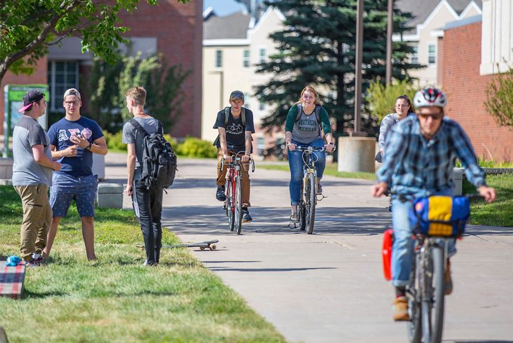 NMU reports significant increase in new students this fall