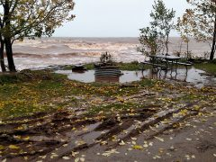 Rainfall closes campgrounds at Baraga, Porcupine Mountains state parks