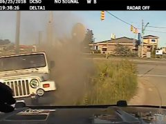 Pursuit video changes policy at Delta County Sheriff's department