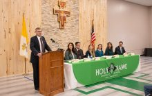Holy Name Catholic announces new high school campaign
