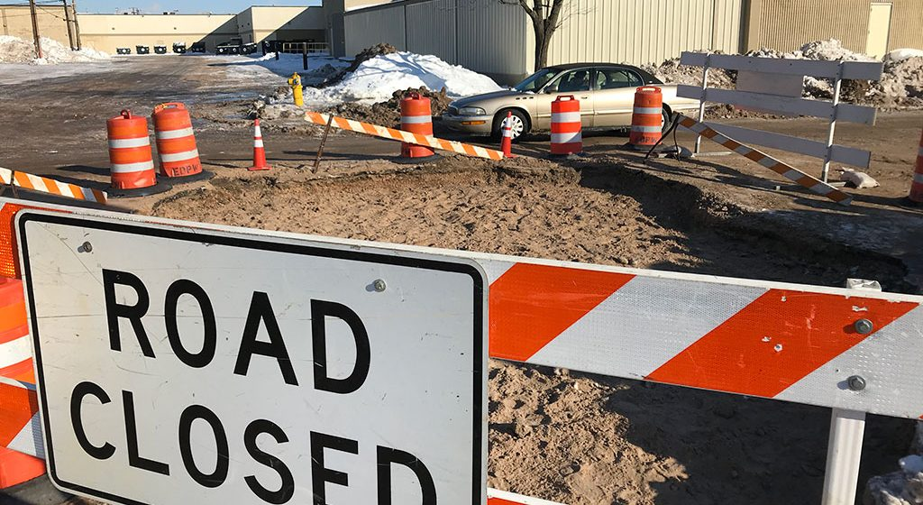 Escanaba declares state of emergency for Thursday's water main break