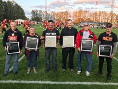 Esky Quarterback Club inducts six into Wall of Fame