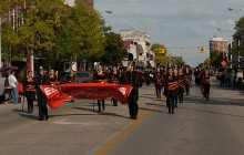 Eskymos celebrate 2013 homecoming