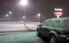 Upper Peninsula receives its first amount of significant snowfall for the season