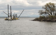 Escanaba completes dredging of harbor, rejuvenation of swimming beach
