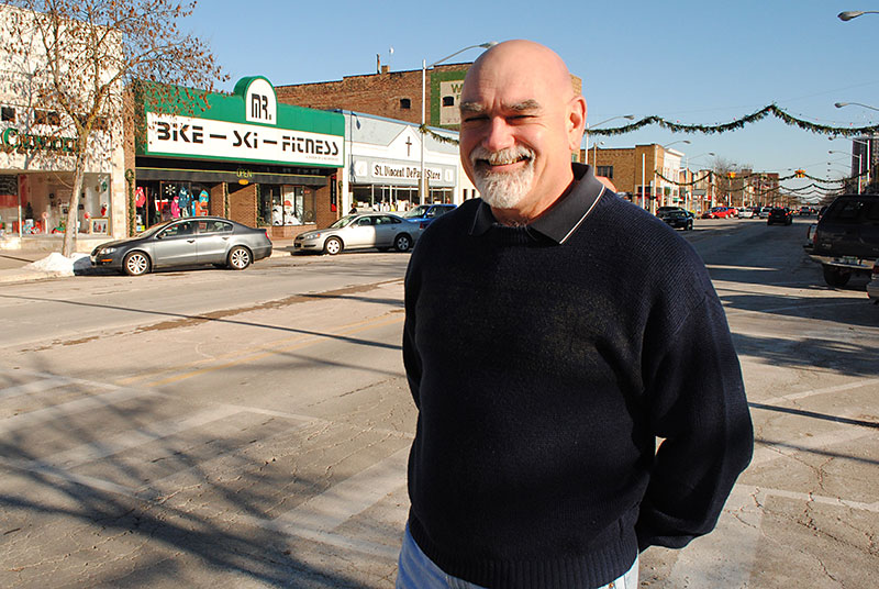 Ed Legault of Escanaba has been hired to serve as the director of the Escanaba Downtown Development Authority.