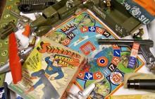 Iron Industry Museum hosts vintage toy mini-exhibit