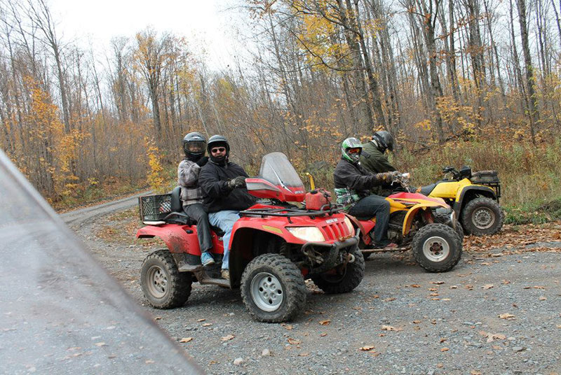 Group works to define ORV routes in U.P.