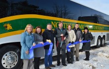 Checker Bus, NMU team up on transportation agreement