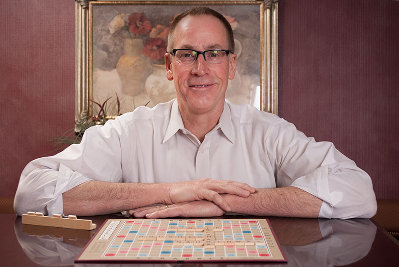 A game of Scrabble put Steve Parks of Escanaba on a quest to include 'Yooper' in the dictionary.