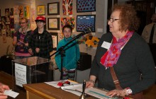 Students receive awards in Bonifas' annual 'Youth in Art' exhibit