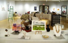 Volunteers make Bonifas art auction happen