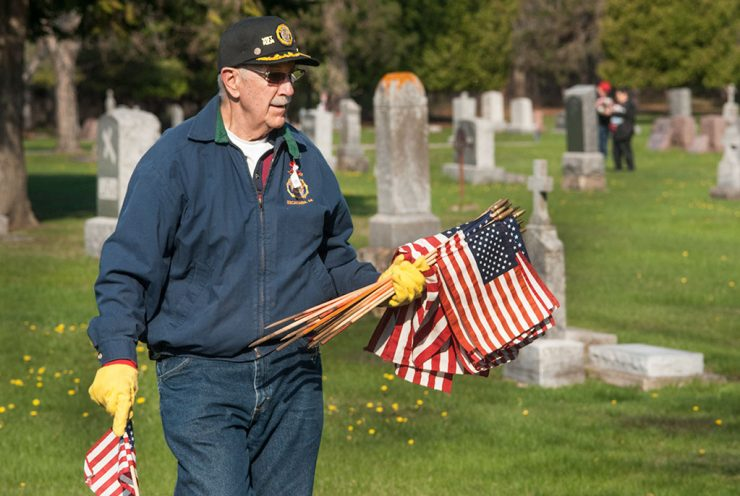 Delta County Veterans Council makes preparations for Memorial Day program