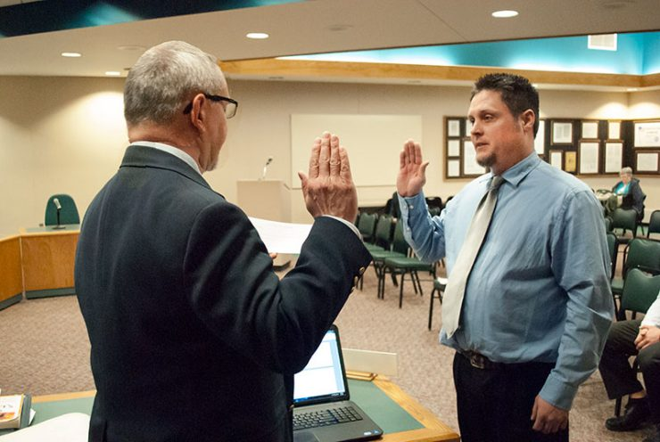 Sattem chosen to fill vacant position on Escanaba City Council