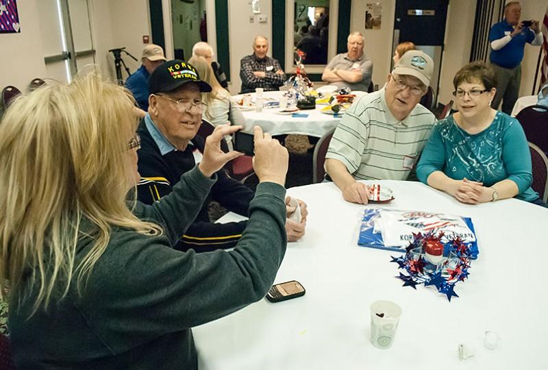 U.P. veterans get ready for Honor Flight