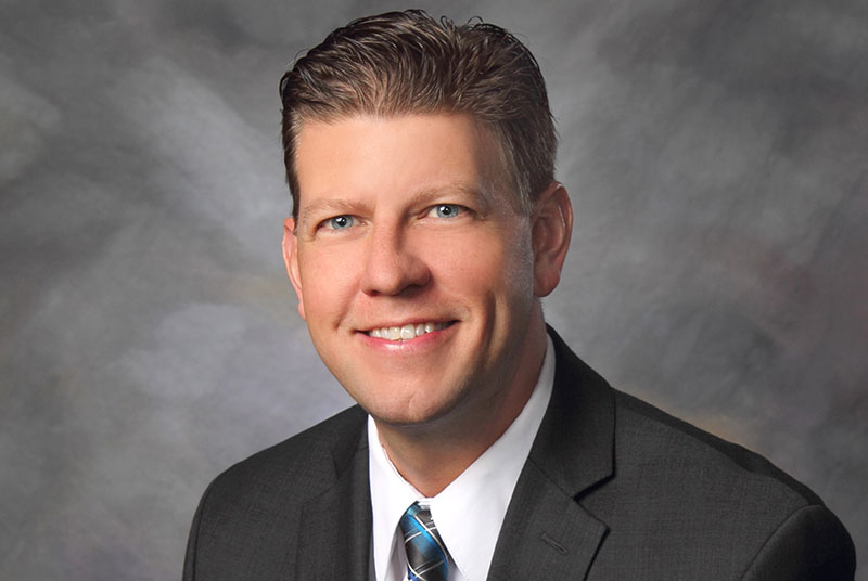 Trent Stupak follows family tradition of public service in is run for Delta County District Judge.